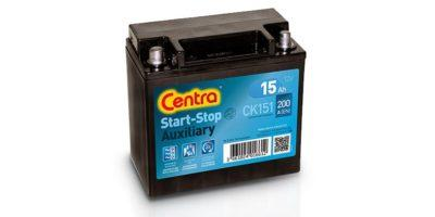 Akumulatory Centra Start-Stop Auxiliary