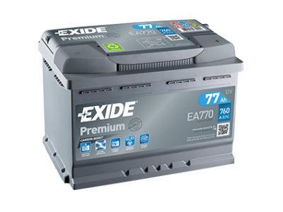 Akumulatory Exide premium