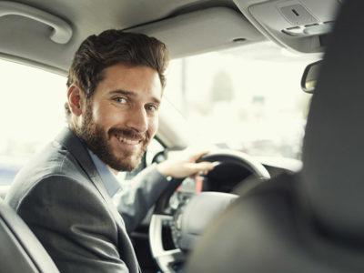 Kierowca taksówki Glob-Trans Taxi Mielec